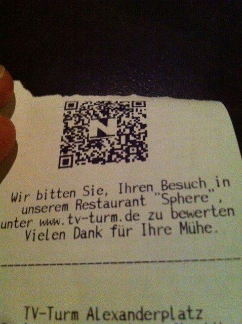 Beispiel moderne Umfrage-Anwendungen: Kundenumfrage des Berliner Fernsehturms