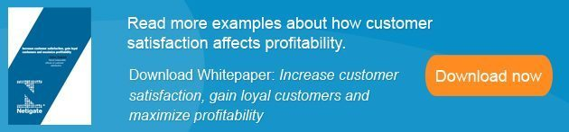 whitepaper Measure customer satisfaction and maximize your profitability