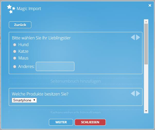 magicImport_Proposal