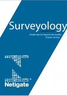 Surveyology - free ebook