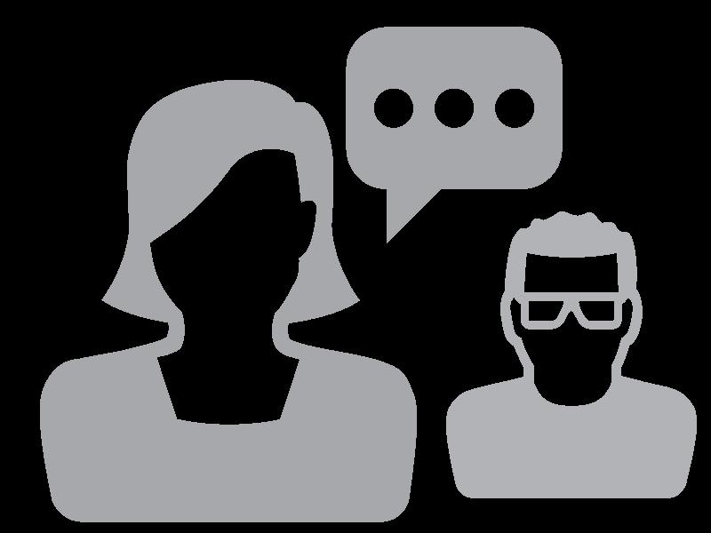 customer-talking