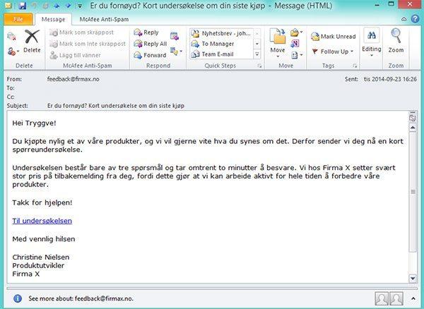 eksempel_e-post-sporreundersokelse 2