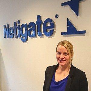 Customer Relations Manager Netigate Norge - Lene Næss