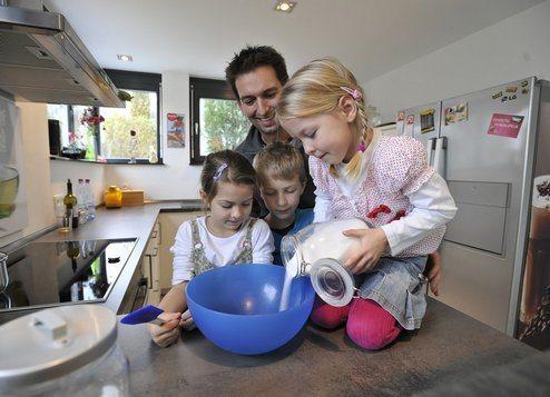 Bild: Robert Bosch GmbH - Bernhard Krauß hat mehr Zeit für Familie