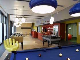 Google-Spielraum Mitarbeiterengagement