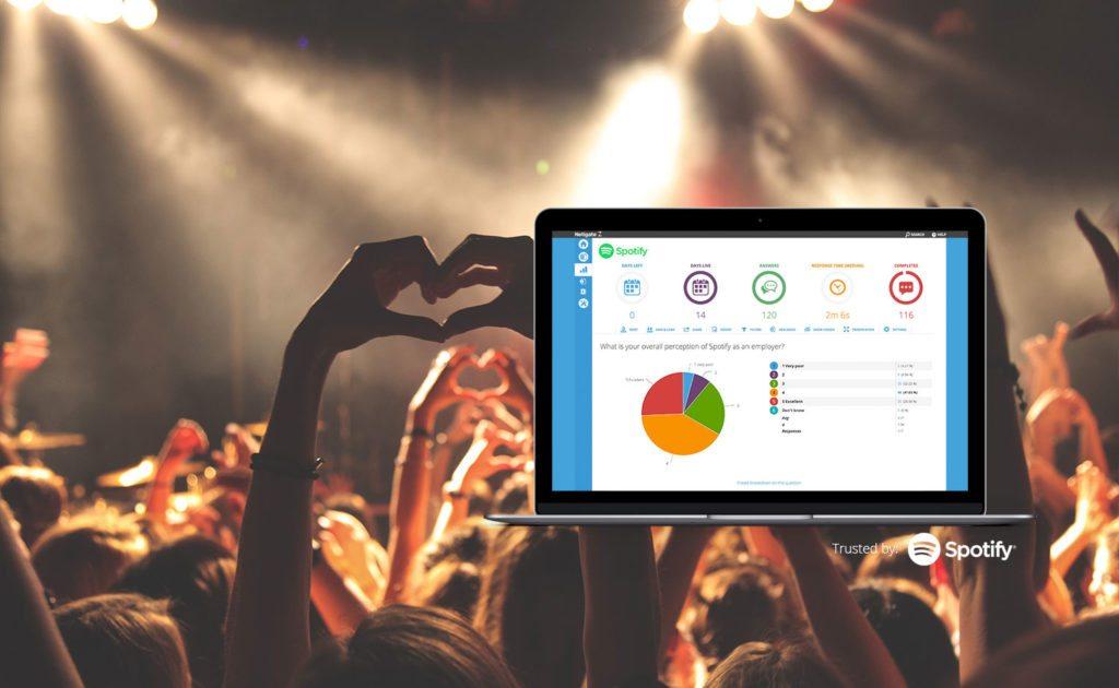 Större möjlighet till insikt i nya Netigate Insight Platform