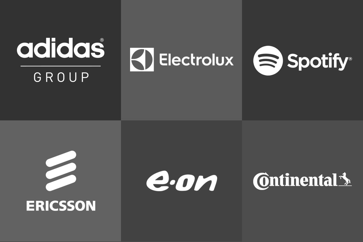 Some of the companies that are using Netigates survey-platform