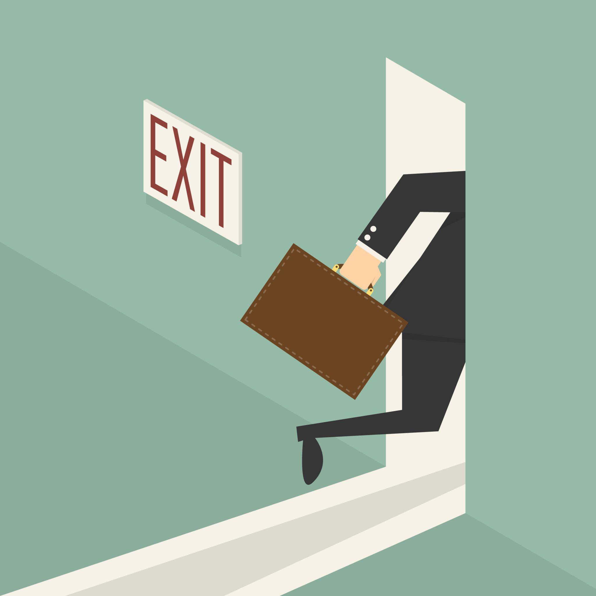 Använd exitundersökningar för att få reda på varför medarbetare slutar.