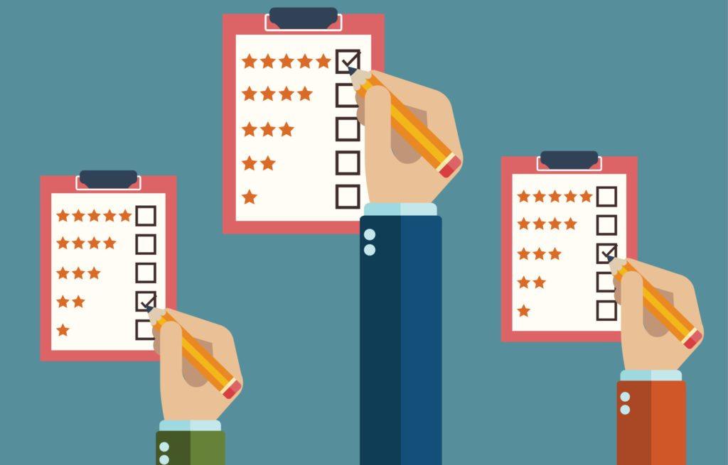 Produktutvärderingar - det effektiva sättet att förbättra och utveckla din tjänst eller produkt.