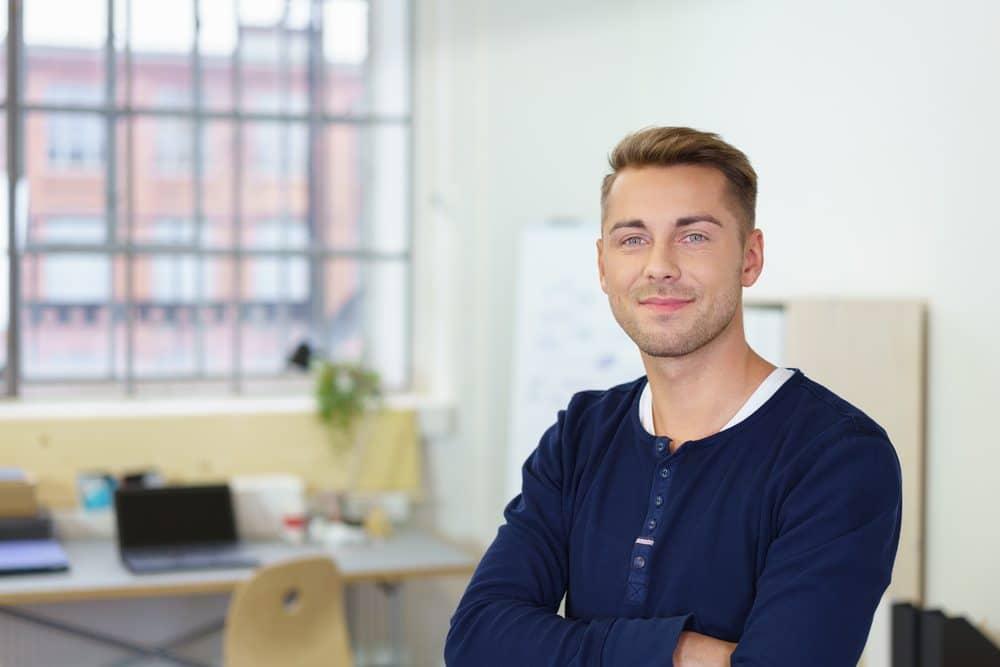en anställd som trivs på sin arbetsplats är mer engagerad.