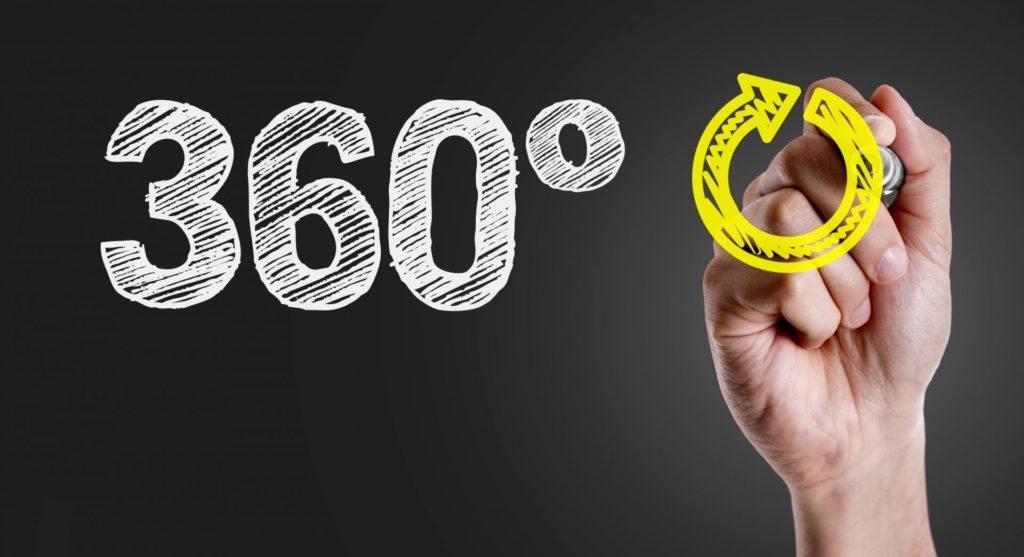 Hur du förbättrar din 360 graders-evaluering