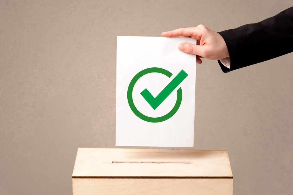 opinion polls are today easier done in digital format