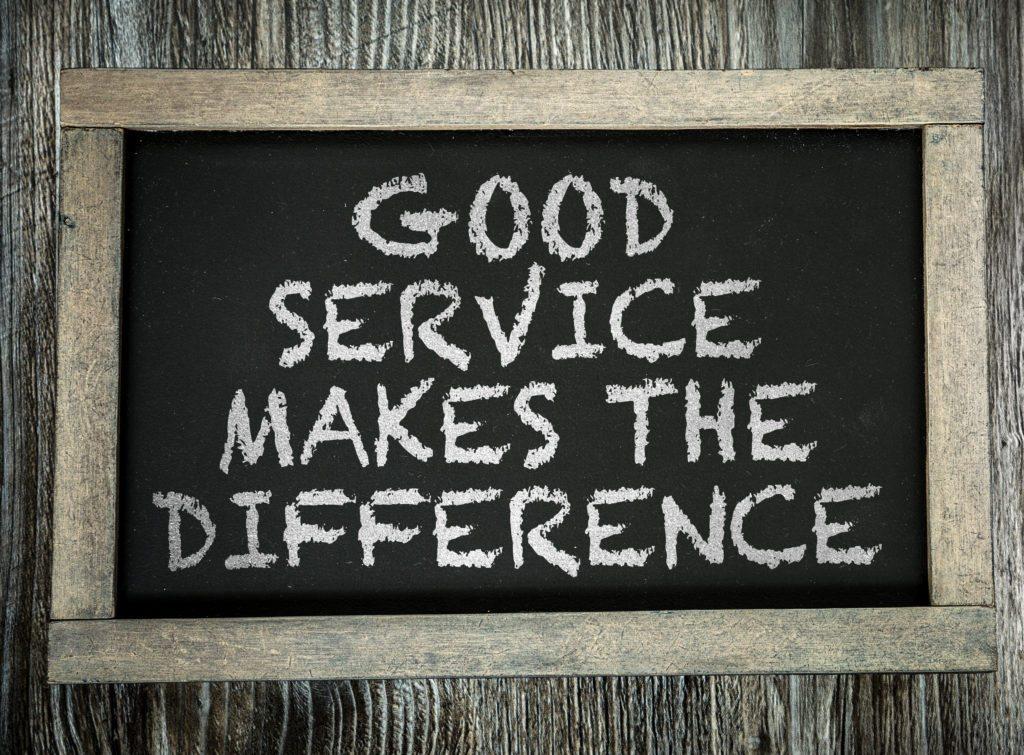 Bra kundservice gör skillnad - Utvärdera er kundtjänst med enkäter ifrån Netigate