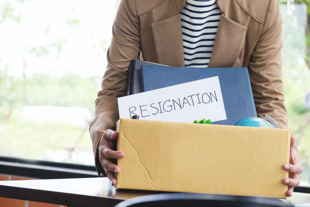 Innan din medarbetare slutar, gör en exitundersökning