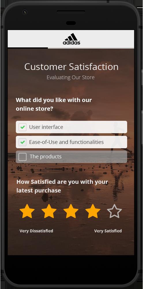 Customer-satisfaction-survey-adidas