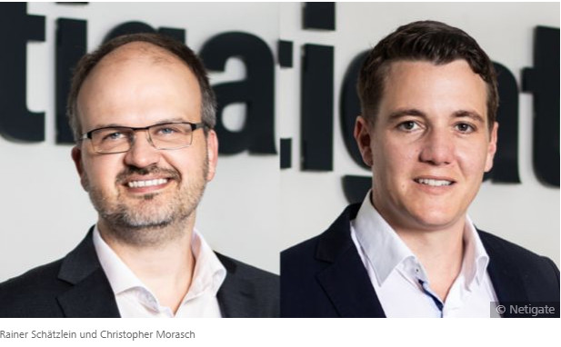 Rainer Schätzlein and Christopher Morasch