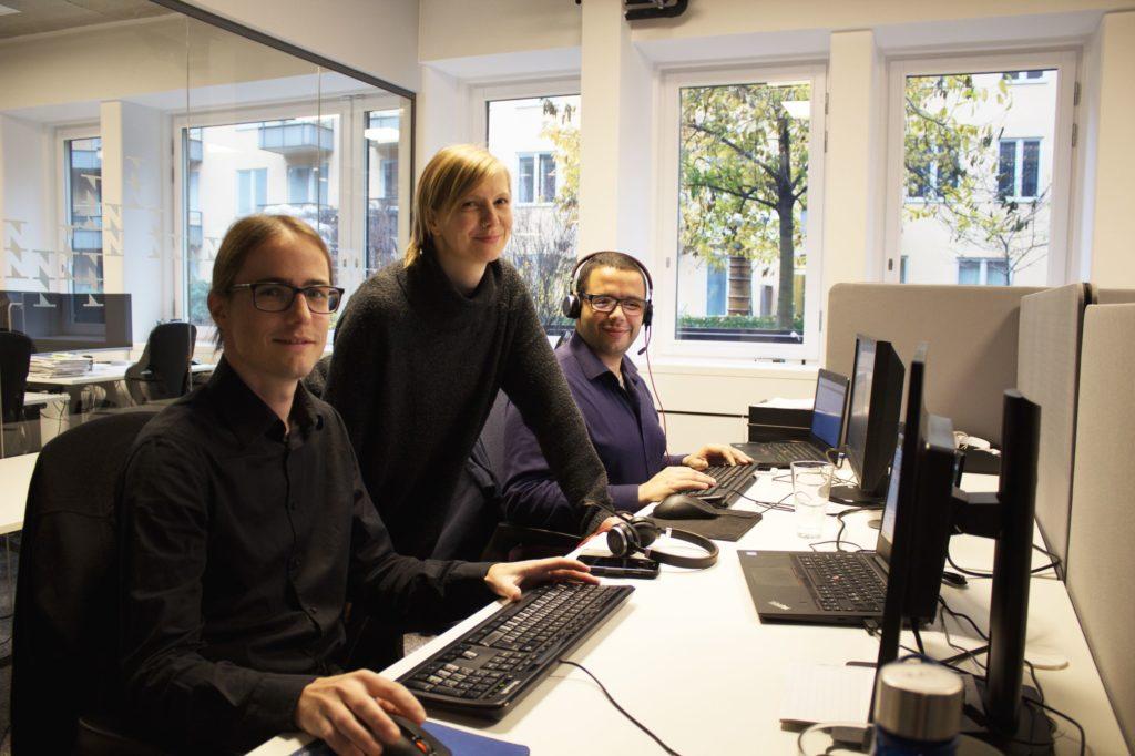 customer success team Netigate