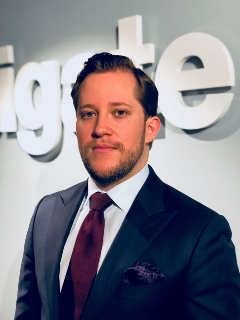 Head of Sales Netigate Finland - Sebastian Pimenoff