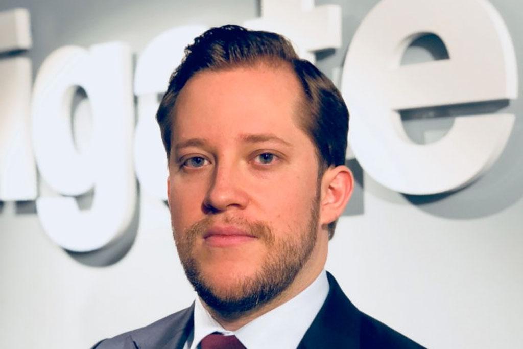 Sebastian Pimenoff Netigate Head of Sales Finland