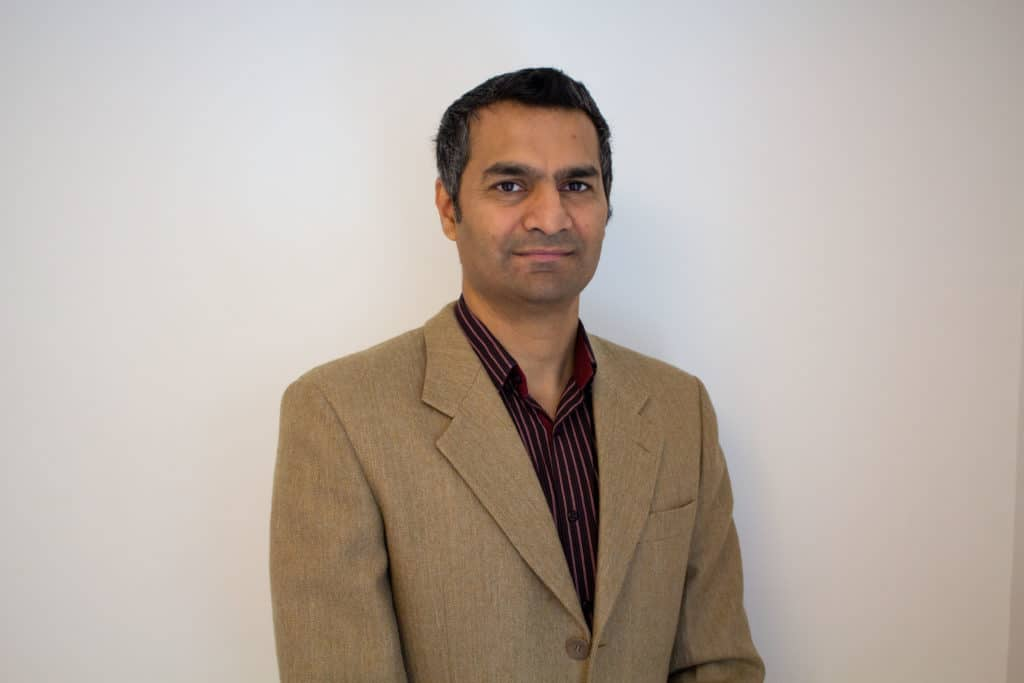 Director of development at Netigate - Photo of Rizwan Bashir