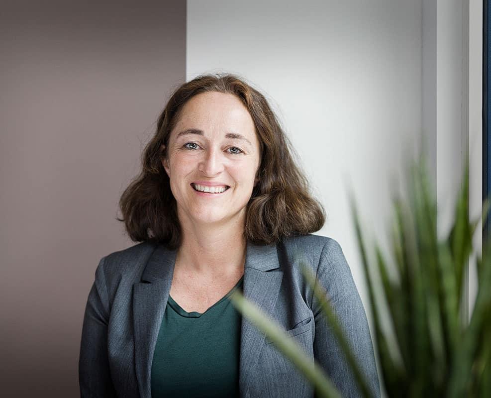 Astrid van den Brink, Head of Professional Service,