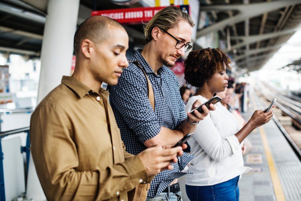 Umfragen sind leicht auf Smartphones durchzuführen