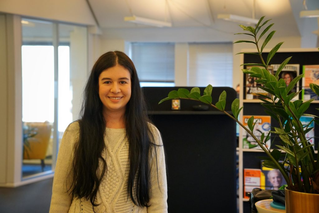 Andrea Cardenas - Netigate Employee In Focus
