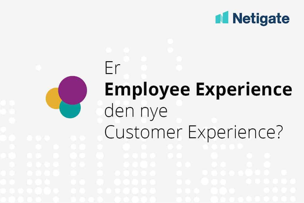 Employee Experience Netigate Norway