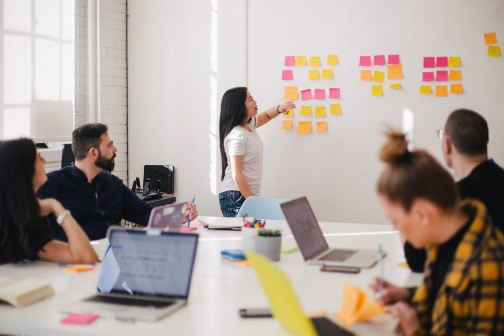 Produktforschung im Team