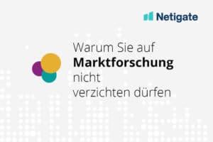 Marktforschung: Der Grundstein für erfolgreiche Unternehmen in 2020