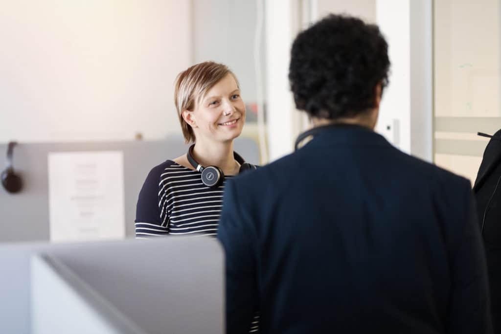 Warum Sie mit Netigate arbeiten sollten. Vorteile Netigate Kunden-und Mitarbeiteruntersuchungen.