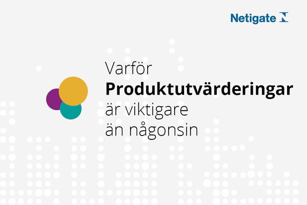 Komplett guide: Produktutveckling under eran av Customer Experience
