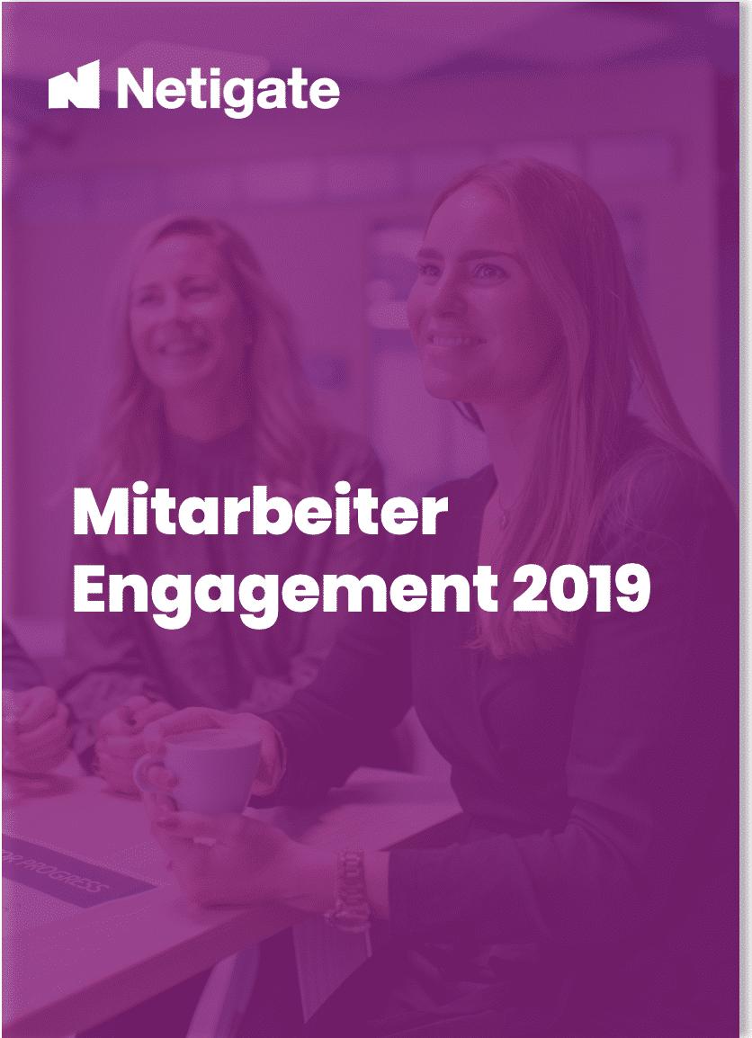 Mitarbeiter Engagement 2019
