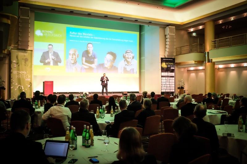 Netigate ist Partner des Rethink! HR Tech Summit 2020
