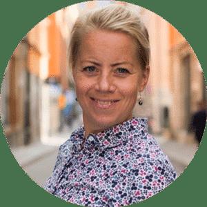 Karin Axelsson om coronaviruset