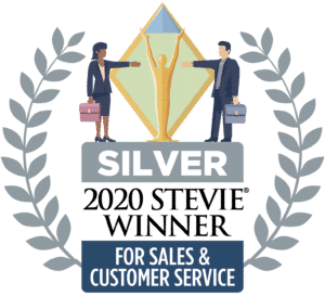 Netigate is a 2020 Silver Stevie winner