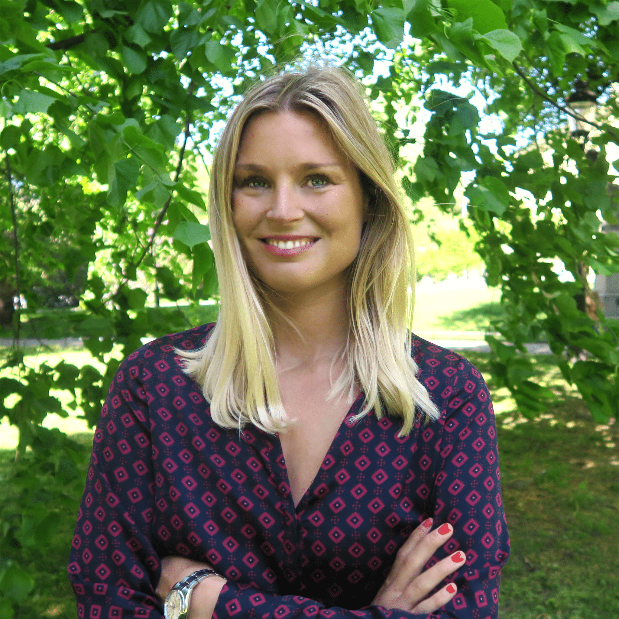 Sophie Hedestad - Chief Marketing Officer