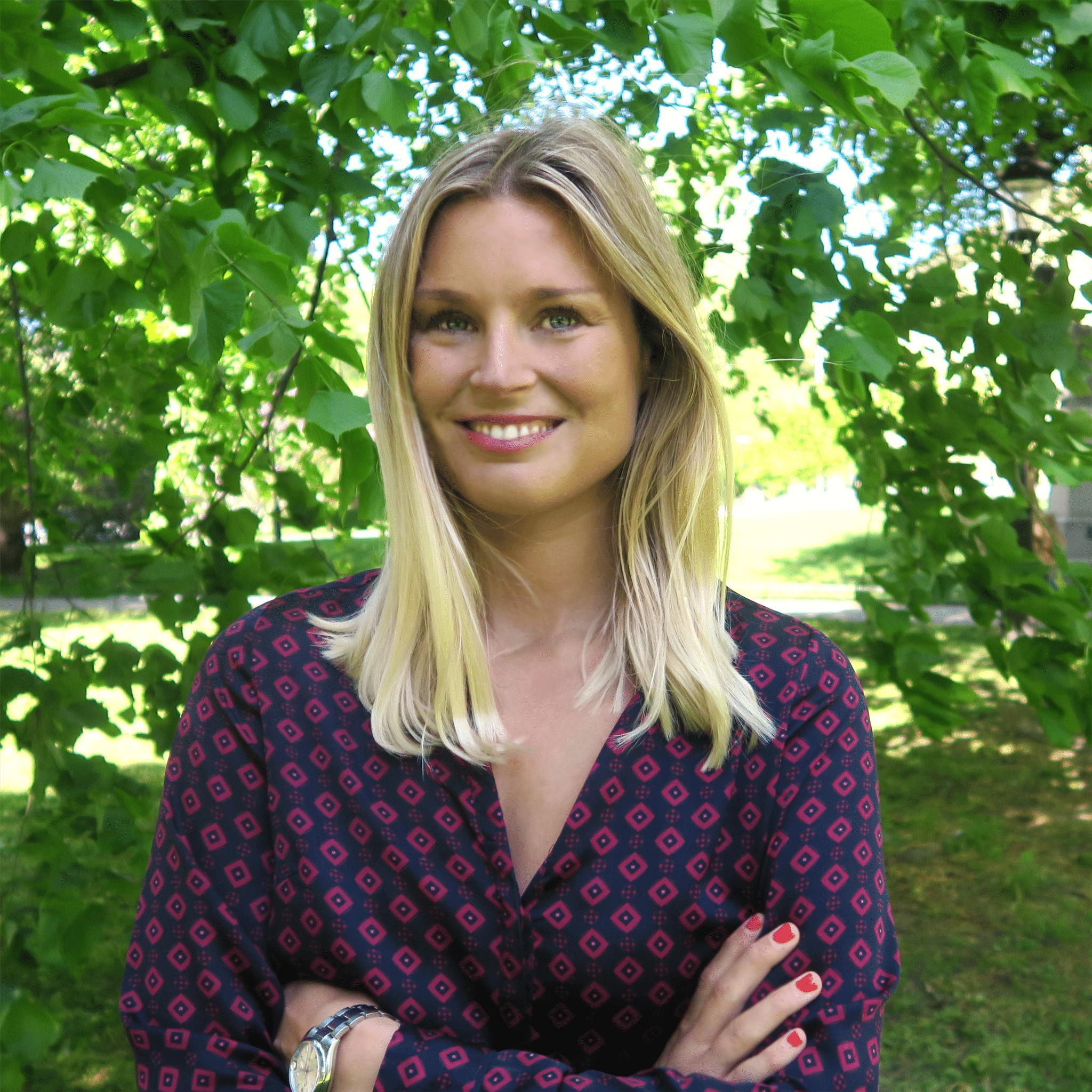Sophie Hedestad - Chief Marketing Officer