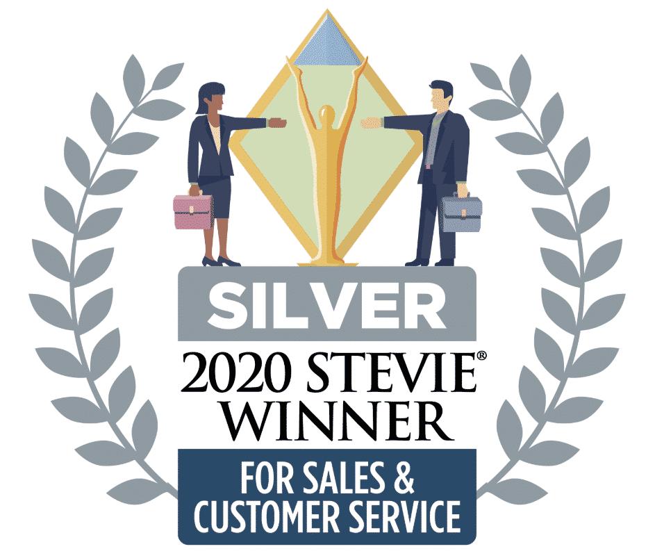 Netigate gewinnt Stevie Award für Sales & Customer Service