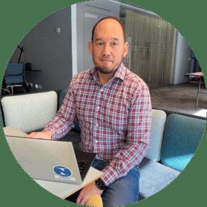 Thomas Nyström, VD på Netigate, snakker om koronaviruset