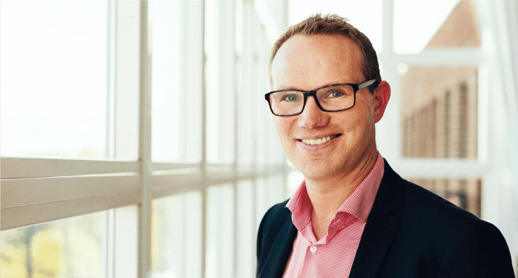 Roland Flaig fokuserar på hållbart ledarskap även i coronatider