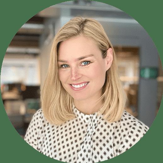 Sophie Hedestad Netigate CMO, Host of the webinar Four perspectives on leadership