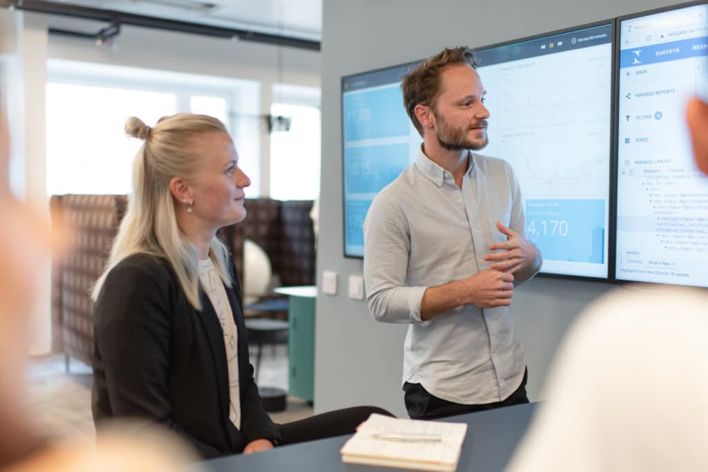 The Swedish employee report 2017