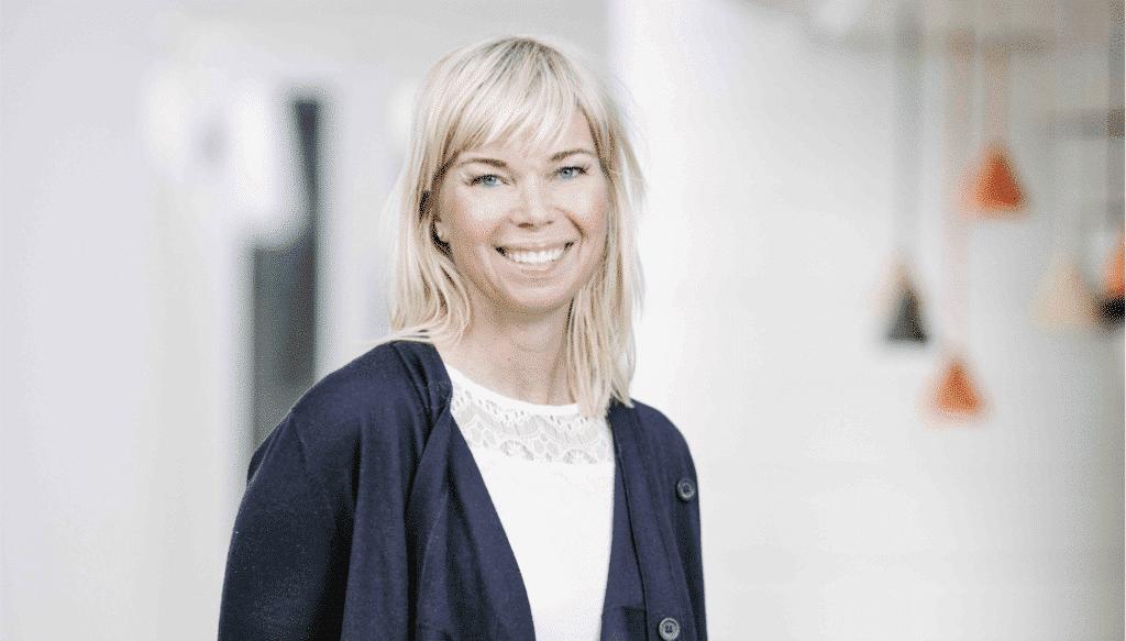 Cecilia Ydremark från Tobii: Att leda i kris ur ett marknadsperspektiv