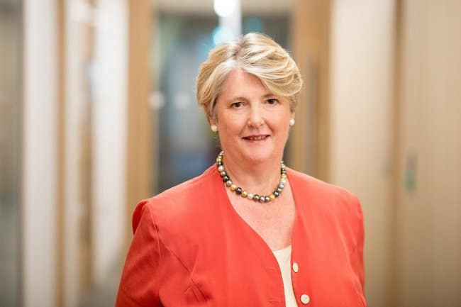 Anne Glover on CEO leadership during the corona crisis
