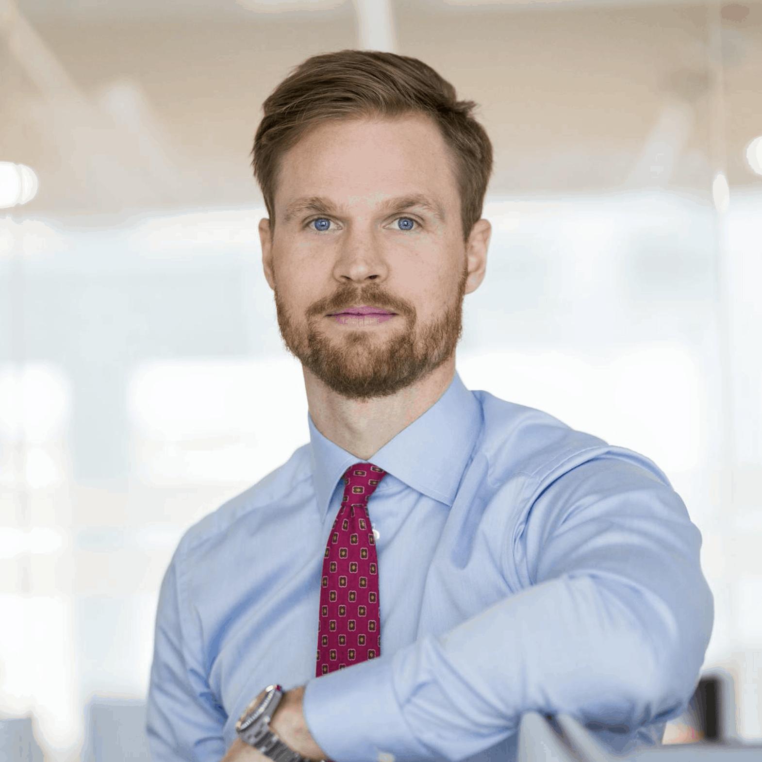 Olof Willner Ledningsgrupp Netigate