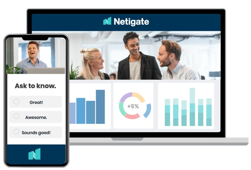 Warum Sie sich für Netigate als Umfragetool entscheiden sollten