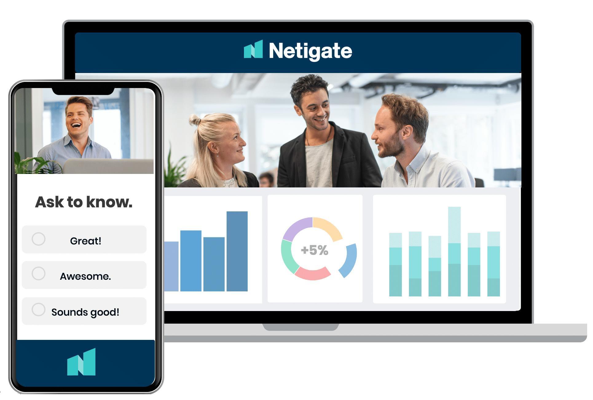 Netigate platform