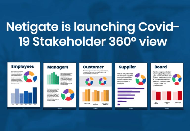 Netigarte COVID stakeholder report