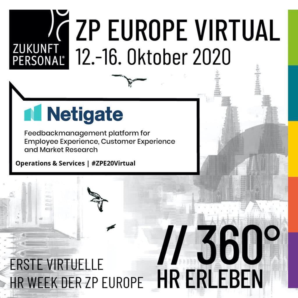 Zukunft Personal Europe Virtual